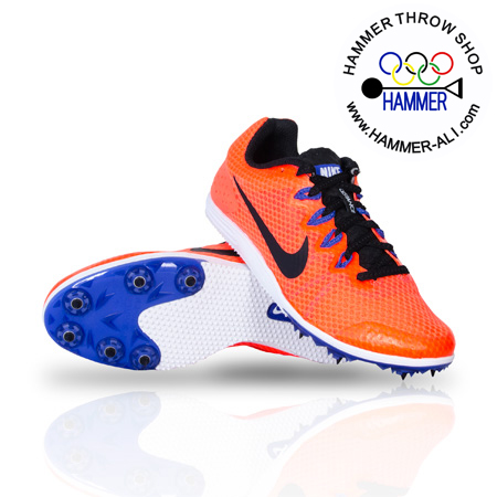 spikes nike rival s8